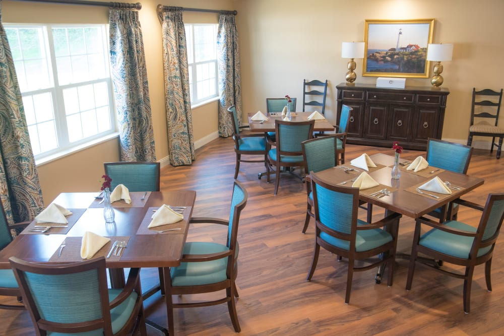 Ask about our chef-prepared meals at Brookridge Heights in Marquette, Michigan