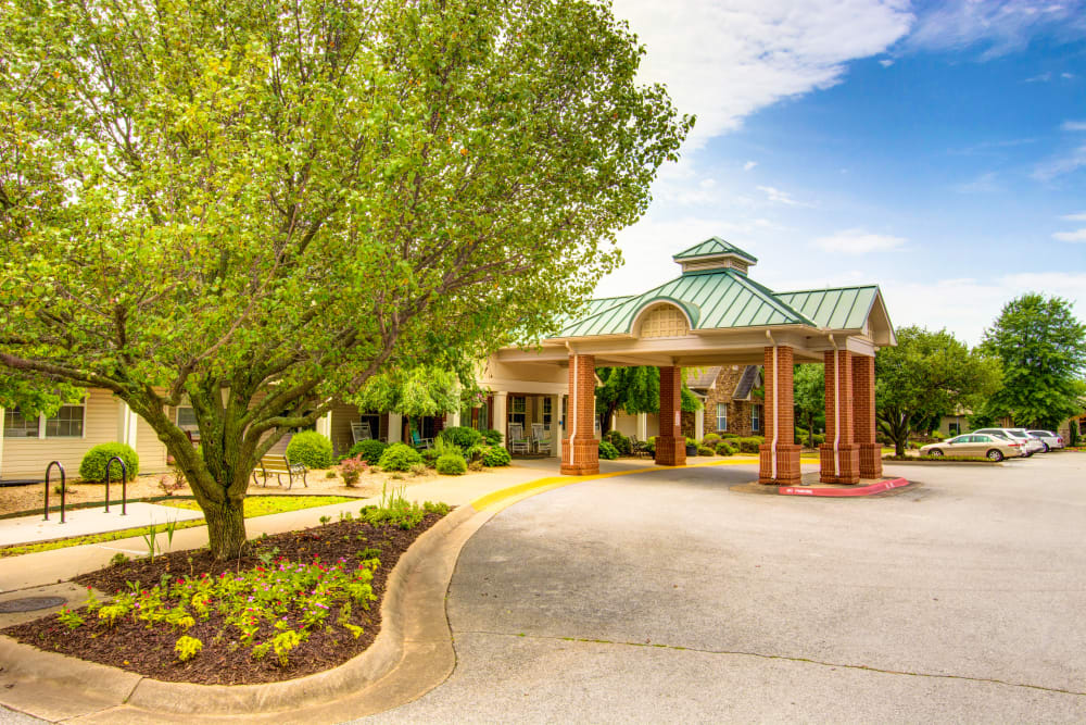 Brookstone Assisted Living Community senior living in Fayetteville