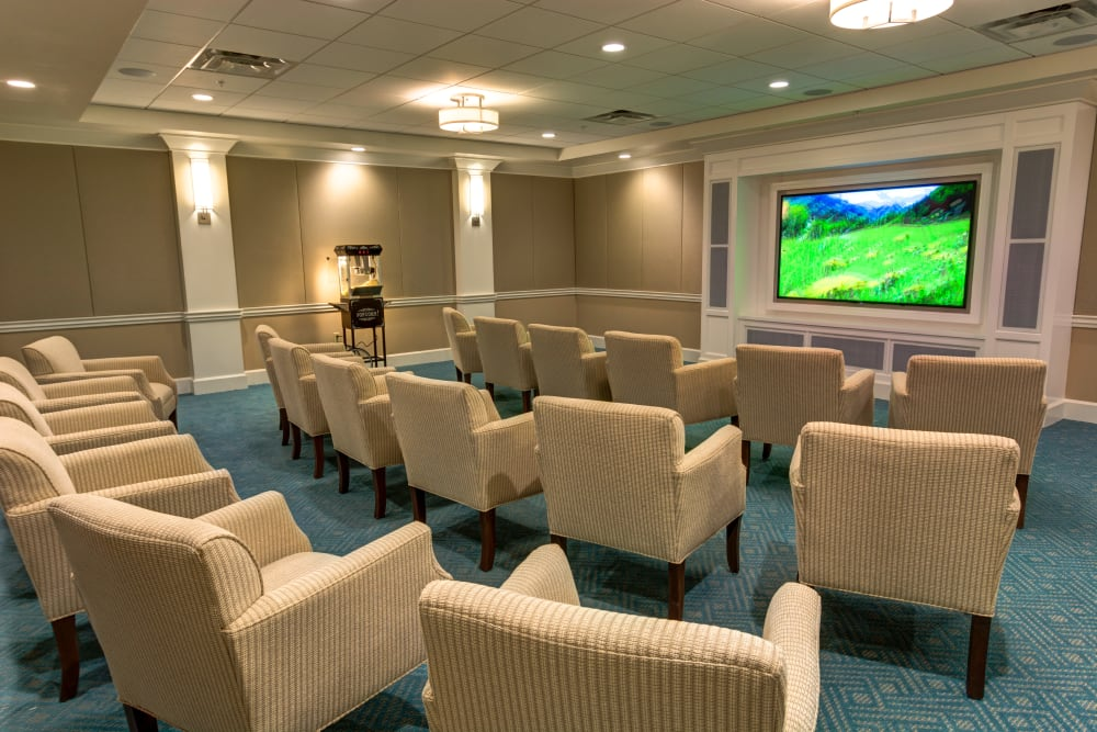 Resident Theater at Symphony at Delray Beach in Delray Beach, Florida