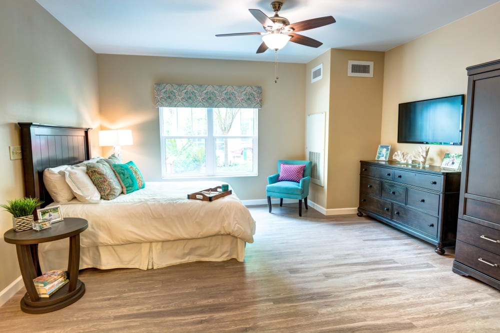 Apartment with natural light at Symphony at Delray Beach in Delray Beach, Florida