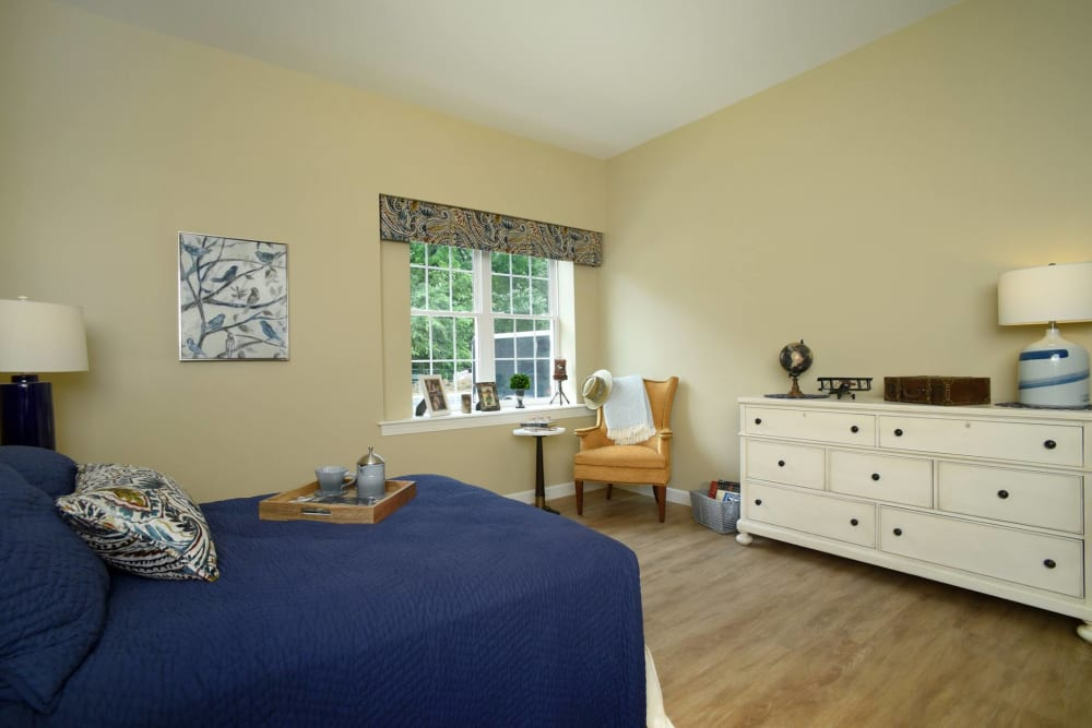 Spacious floor plans available at Symphony at Cherry Hill in Cherry Hill, New Jersey.