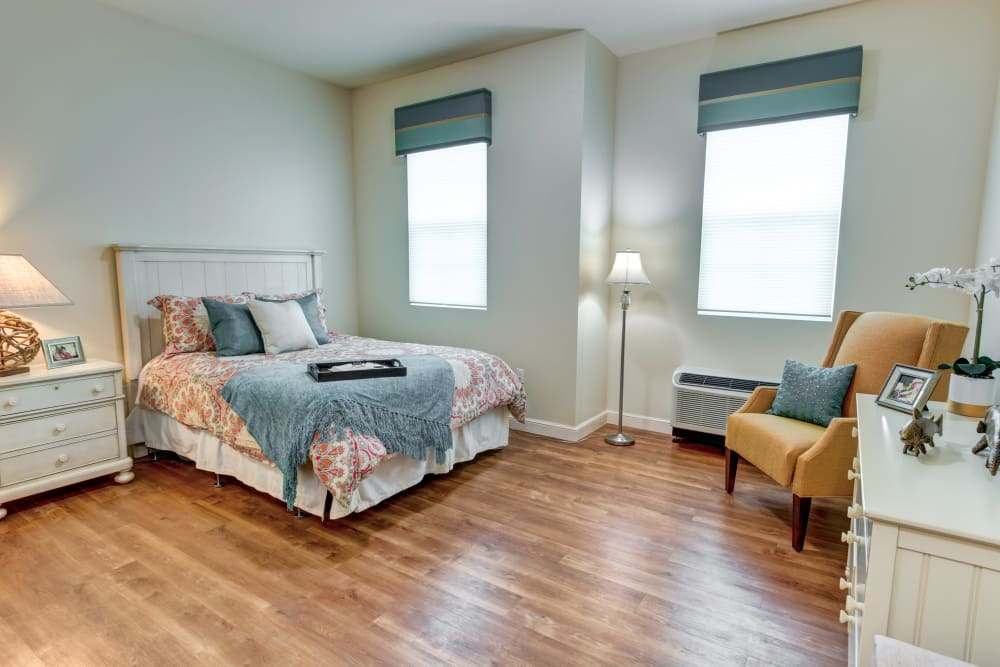 Spacious floor plans available at Symphony at Stuart in Stuart, Florida.
