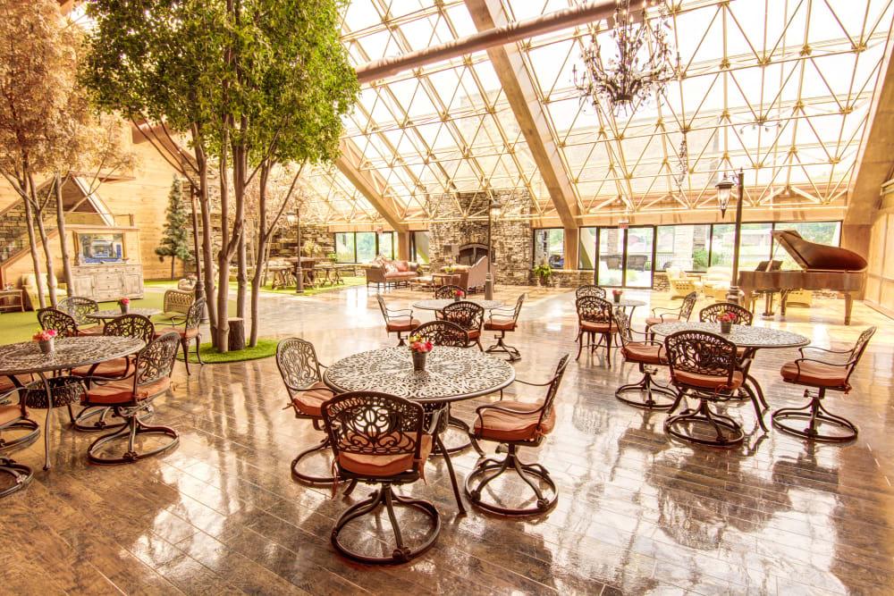 Atrium at The Atrium at Serenity Pointe in Hot Springs, Arkansas