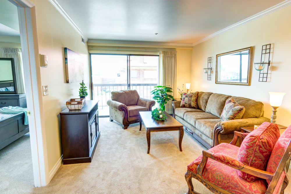 Apartment at The Wentworth at Parklane in Salt Lake City, Utah