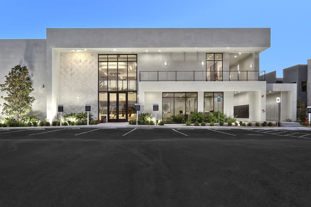 Exterior of Empire | Apartments in Henderson, Nevada