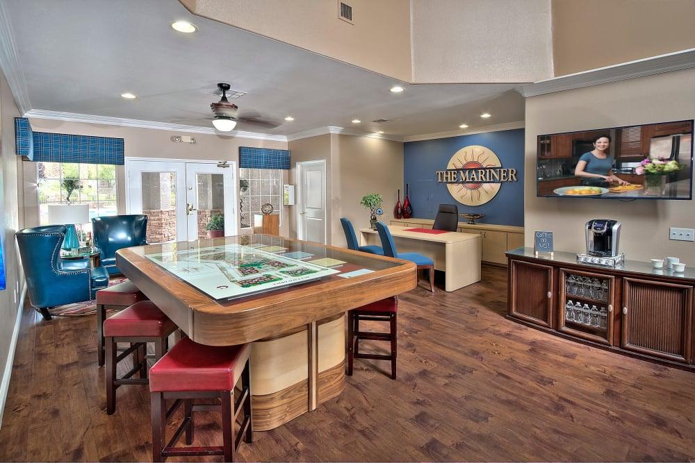 Leasing Office at Mariner at South Shores in Las Vegas, NV