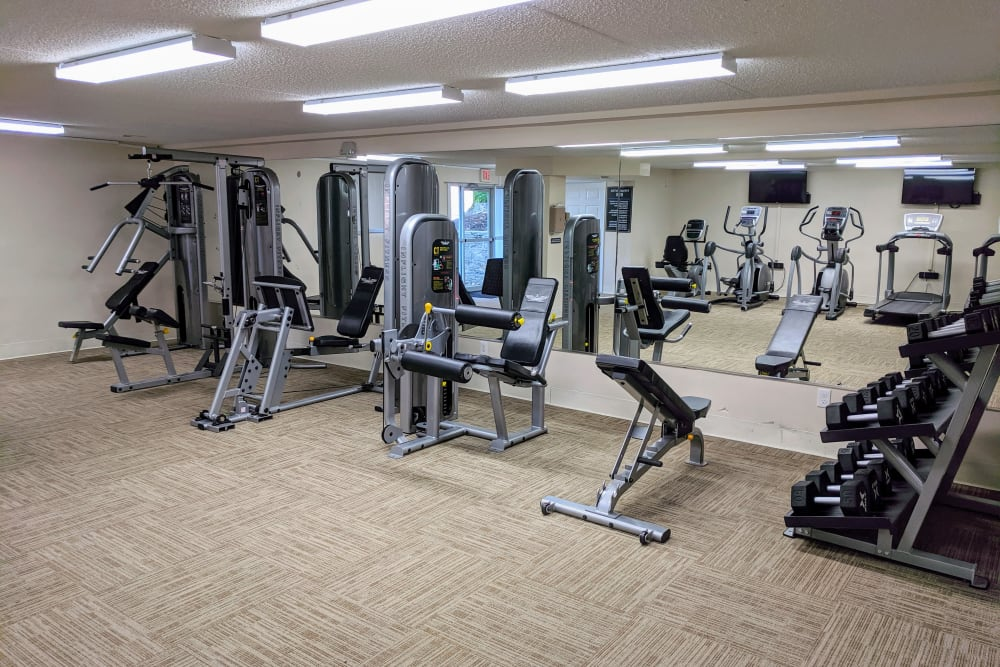 Our Apartments in Norristown, Pennsylvania offer a Gym