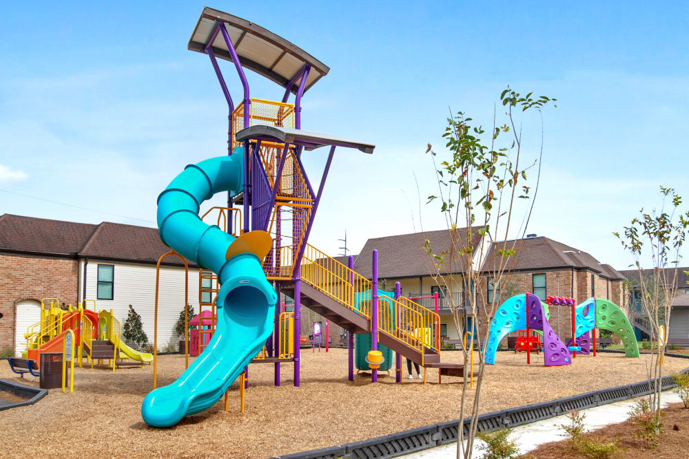 Playground at The Mayfair Apartment Homes in New Orleans, Louisiana