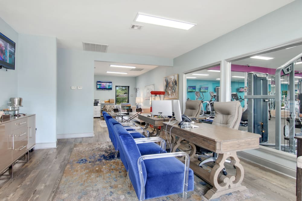 Clubhouse in New Orleans, Louisiana offer a Fitness Center