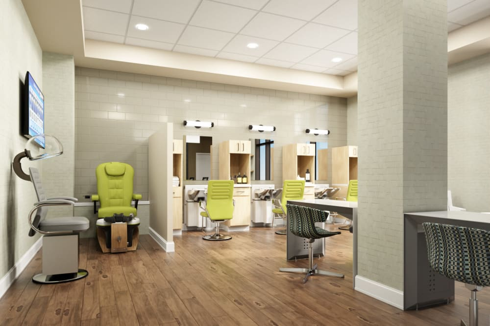 Salon in Anthology of Mayfield Heights in Mayfield Heights, Ohio