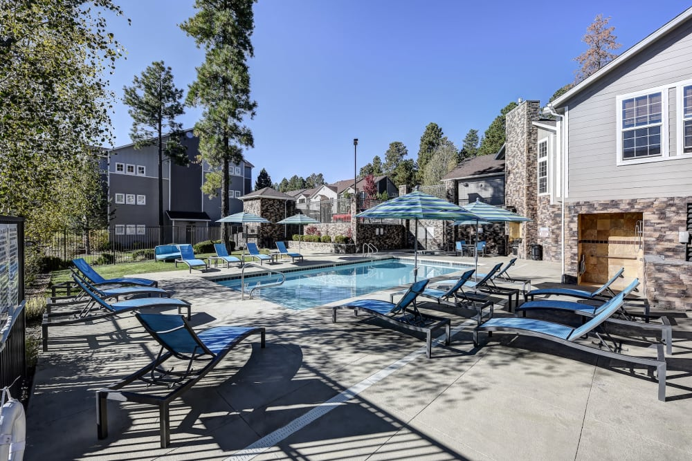Sterling Pointe in Flagstaff, Arizona offers a swimming pool