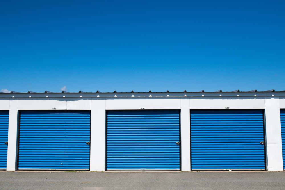 Apple Self Storage - Saint John West in Saint John, New Brunswick, storage units for rent