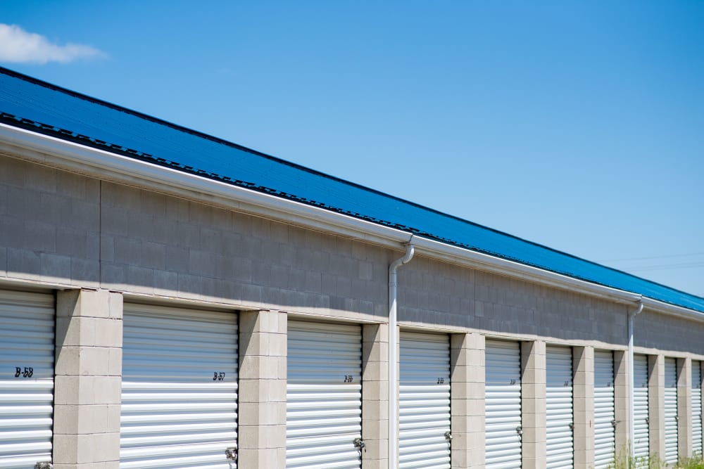 Clean and secure storage units at Apple Self Storage - St. Catharines in St. Catharines, Ontario