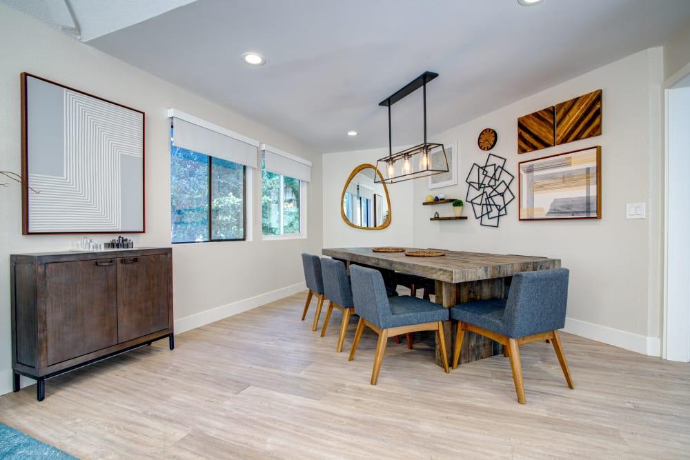 Dining Room at Terra Martinez in Martinez, California