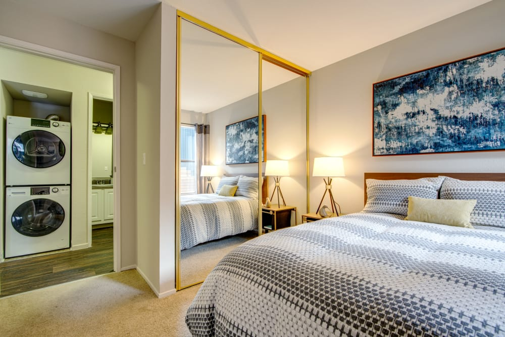 Our Apartments in Martinez, California offer a Bedroom