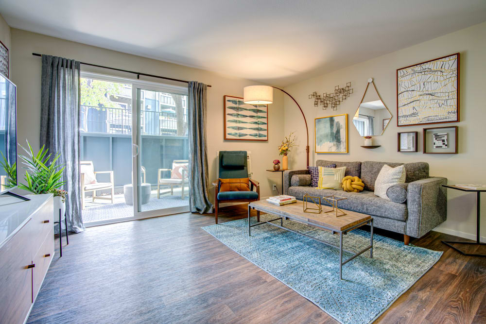 Our Apartments in Martinez, California offer a Living Room