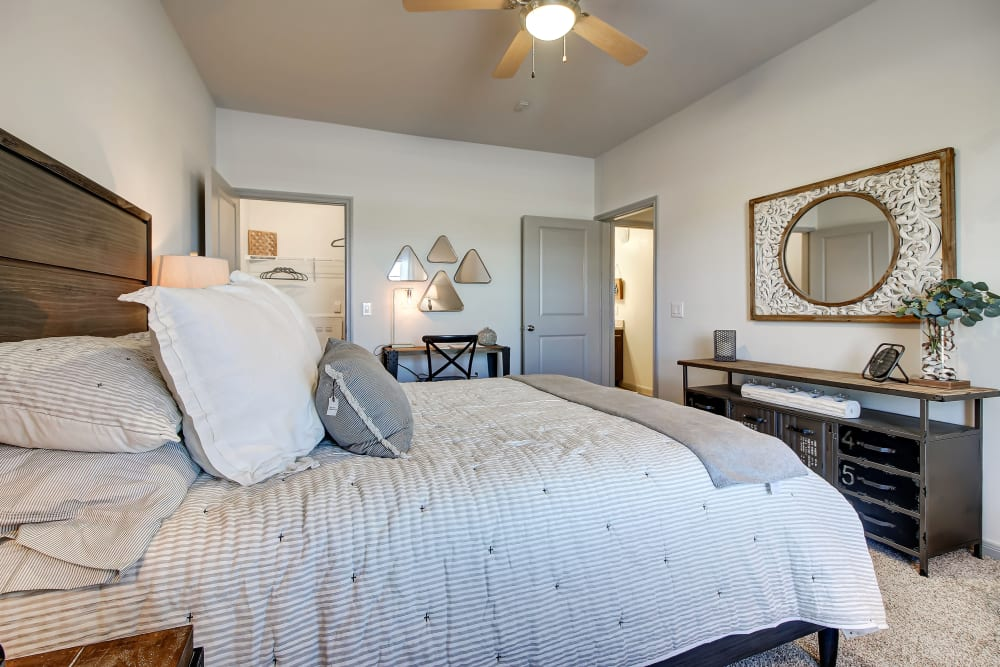 Bedroom at The Emerson at Forney Marketplace in Forney, Texas