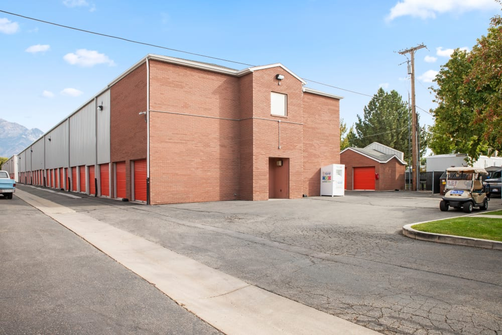 Exterior picture of Stor'em Self Storage in Sandy, Utah