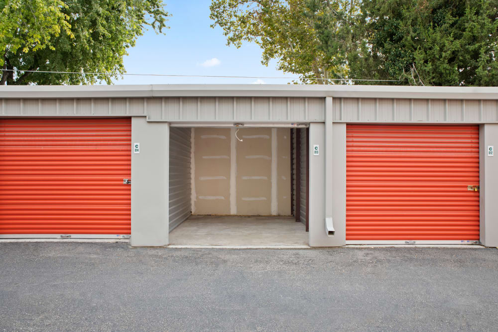 Storage unit at Stor'em Self Storage in Sandy, Utah