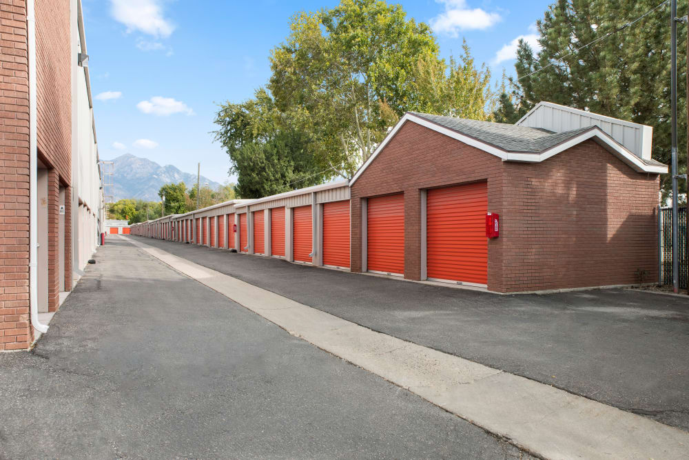 Drive-Up Access storage units Stor'em Self Storage in Sandy, Utah