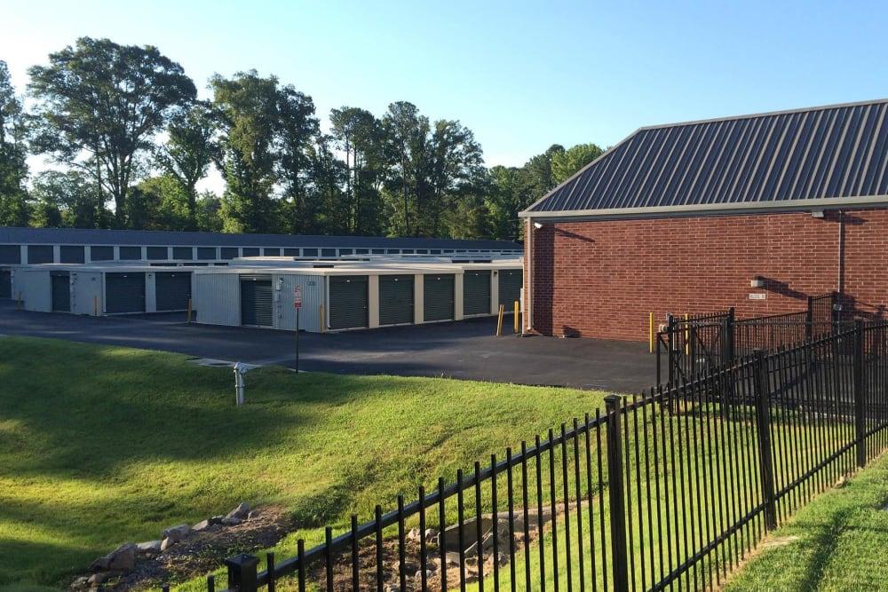 Storage units at Extra Attic Mini Storage - Glen Allen in Glen Allen, Virginia