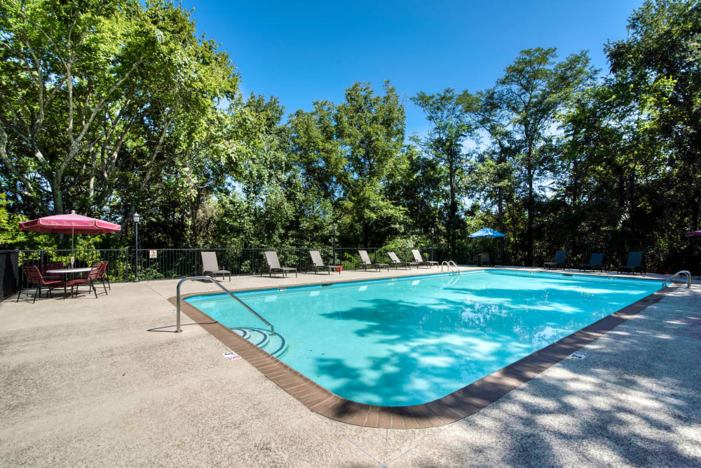 Swimming Pool at Post Ridge Apartments in Nashville, Tennessee