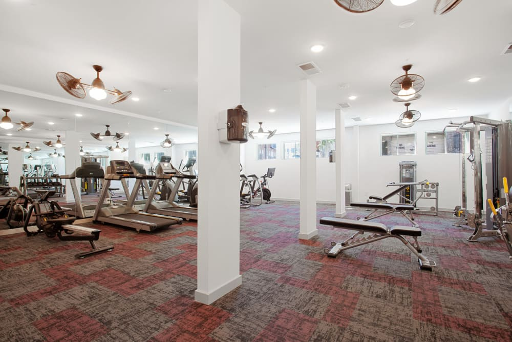 Fitness Center at Smith & Porter in Atlanta, Georgia