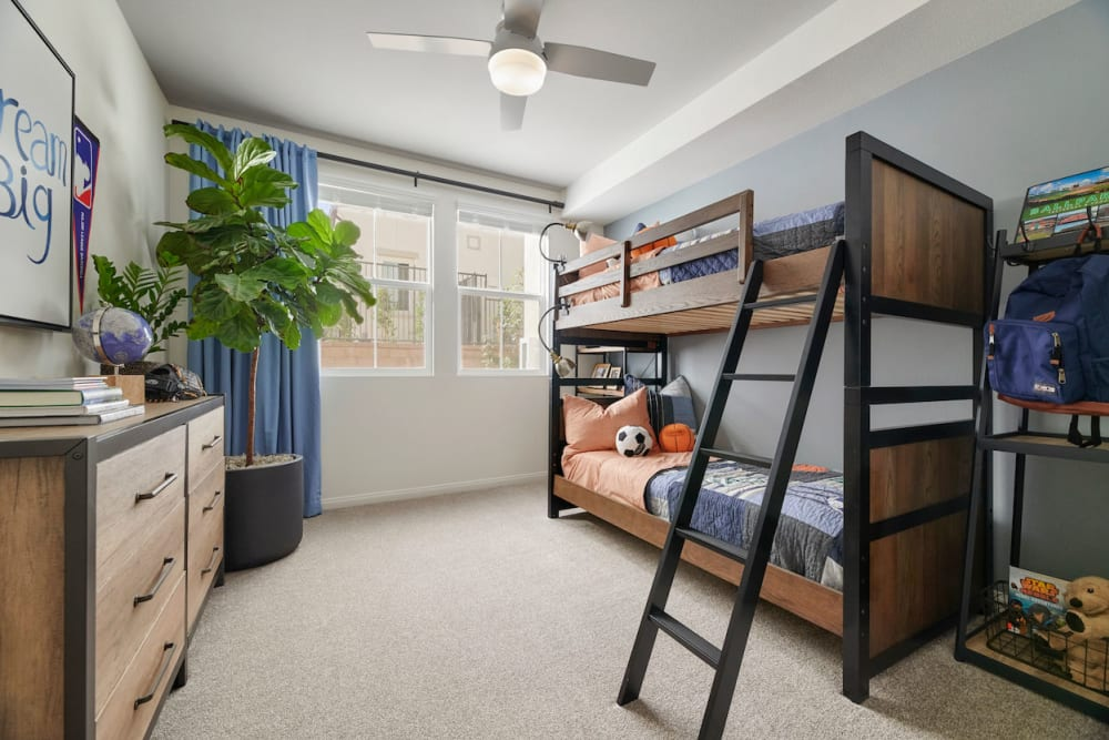 Our Apartments in Riverside, California offer a Bedroom