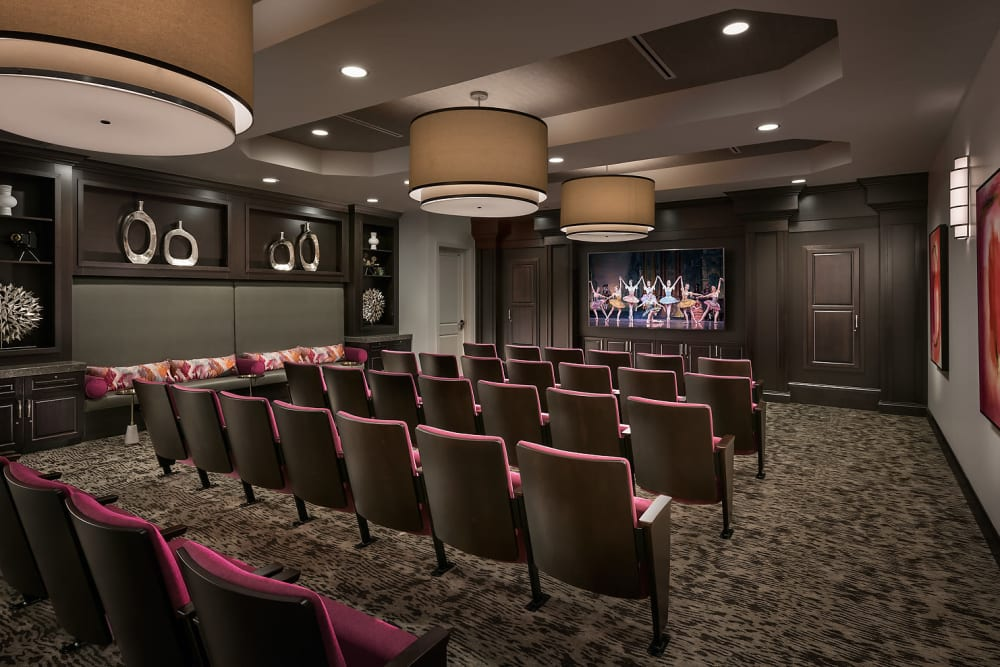 Theater at Cedarbrook of Rochester