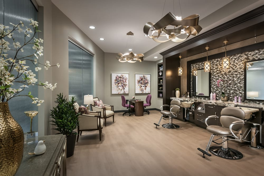 Salon at Cedarbrook of Rochester