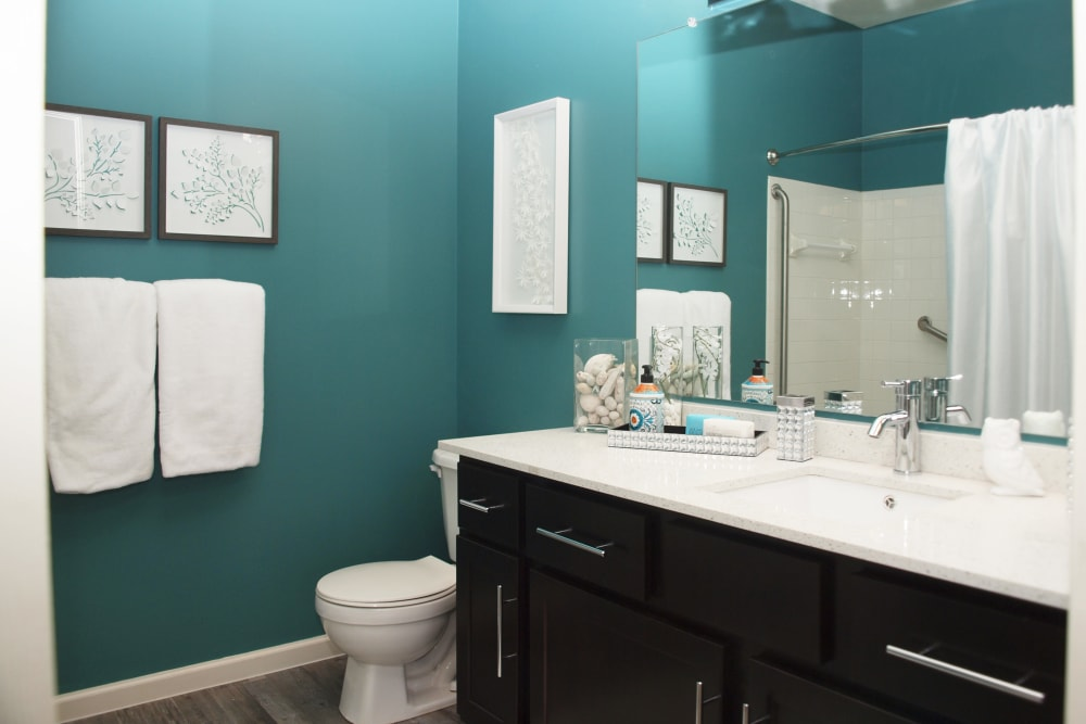 Bathroom at The Landings at Beckett Ridge in West Chester, Ohio