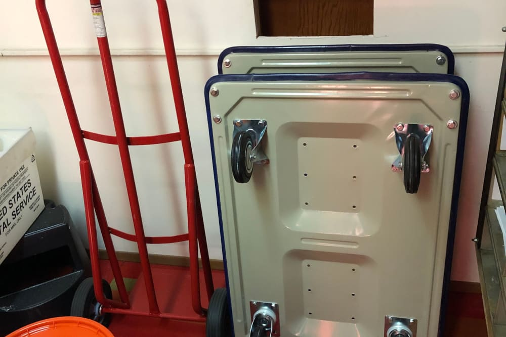 Great security at Trojan Storage in Everett, Washington