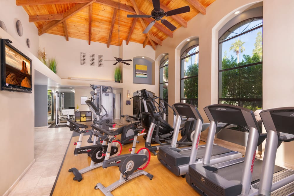 Our Apartments in Scottsdale, Arizona offer a Gym
