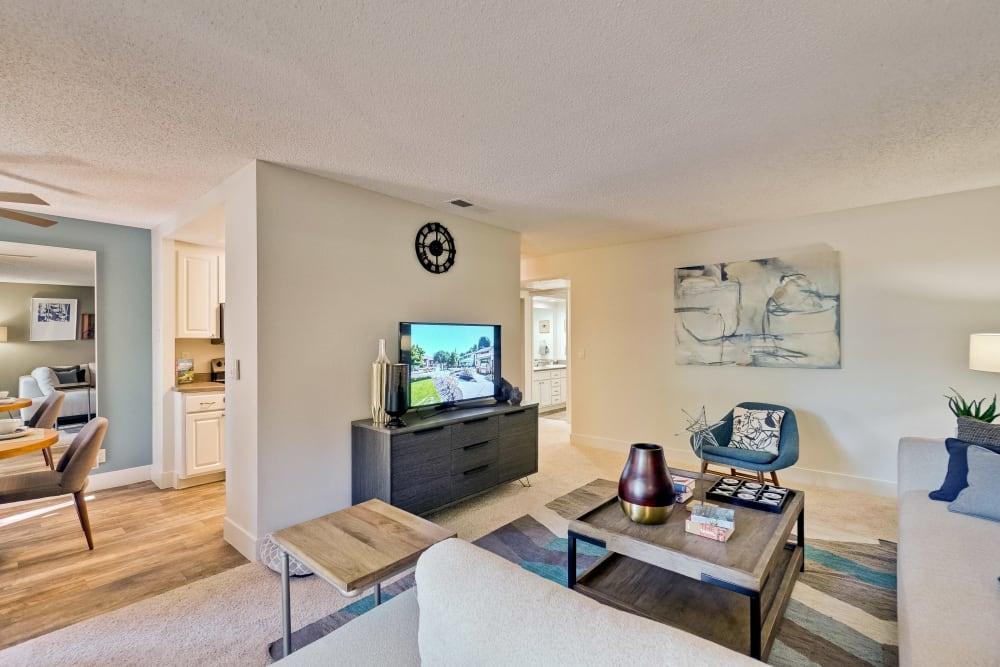 Terra Willow Glen offers a Living Room in San Jose, California