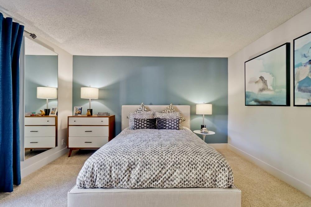 Bedroom at Terra Willow Glen in San Jose, California