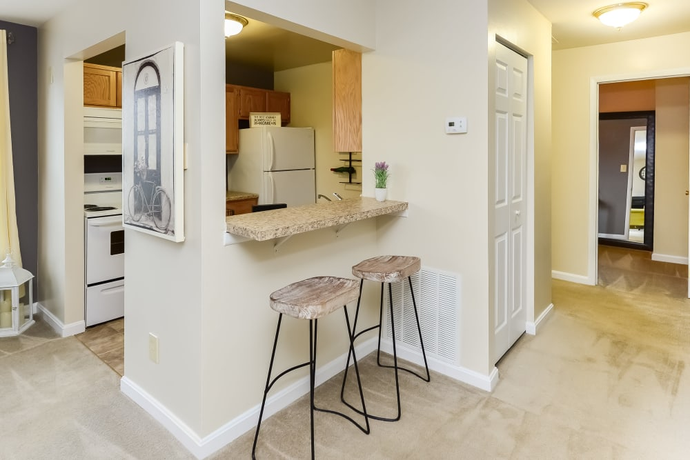 Lovely Interior at Fox Run Apartments & Townhomes in Bear, Delaware