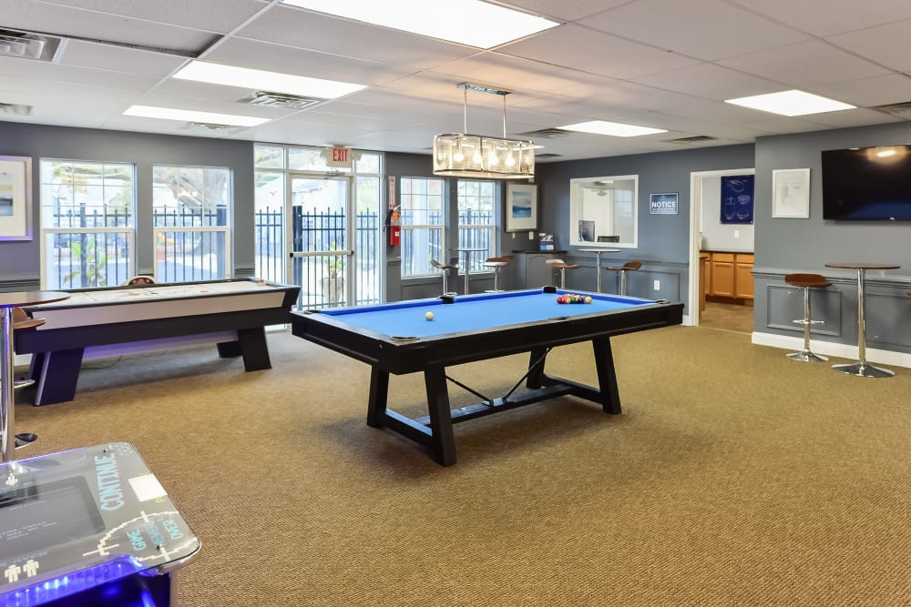Our Apartments in Bear, Delaware offer a Clubhouse