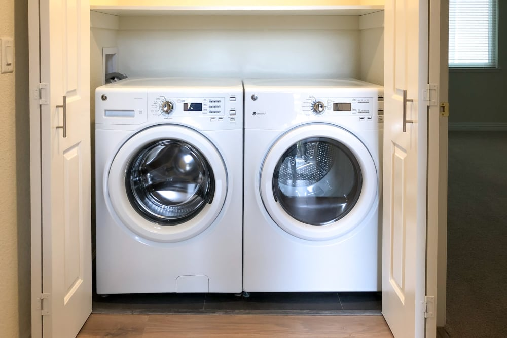 Convenient amenities at Greendale Apartments in Mountain View, California
