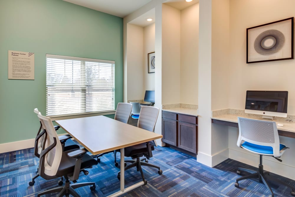 The Stanton offers a Business Center in Lockhart, Texas