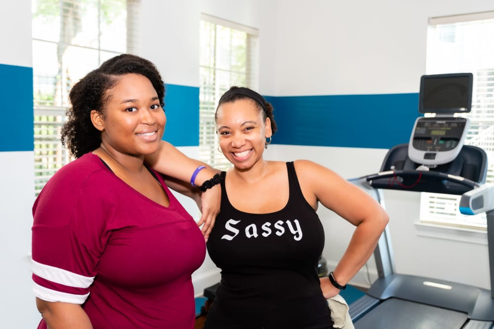 Enjoy Apartments with a Fitness Center at The Maddox