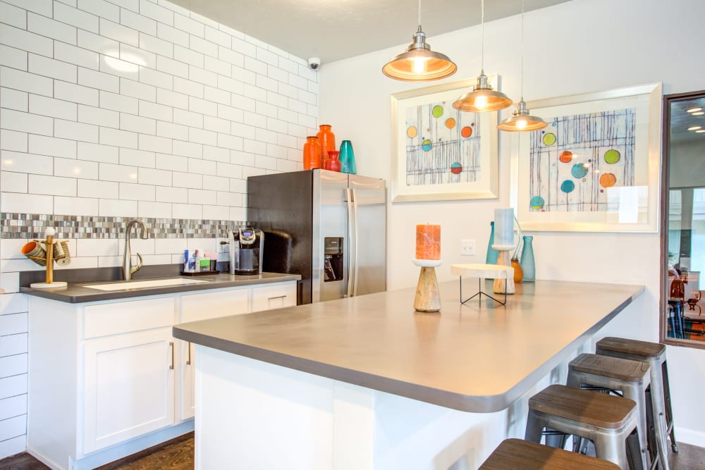 Apartments with a Kitchen at Verde Apartments