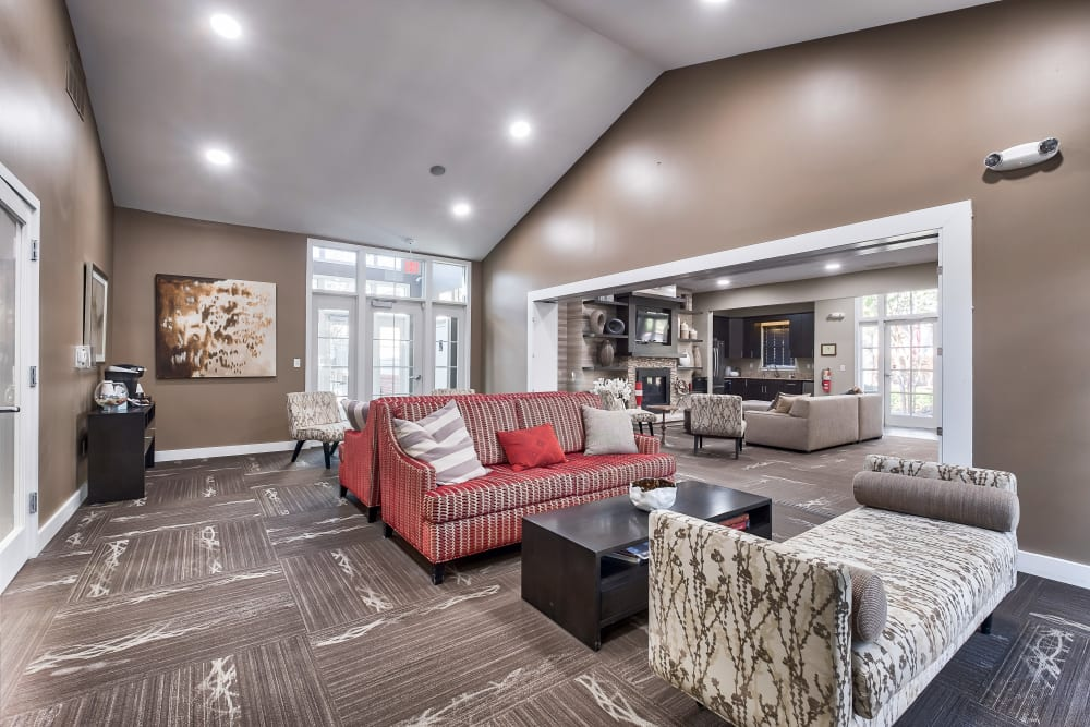 Enjoy Apartments with a Resident Clubhouse at The Reserve at Ballenger Creek Apartments