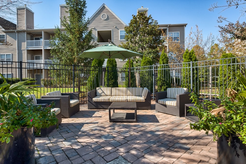 Our Apartments in Frederick, Maryland offer an Outdoor BBQ Area