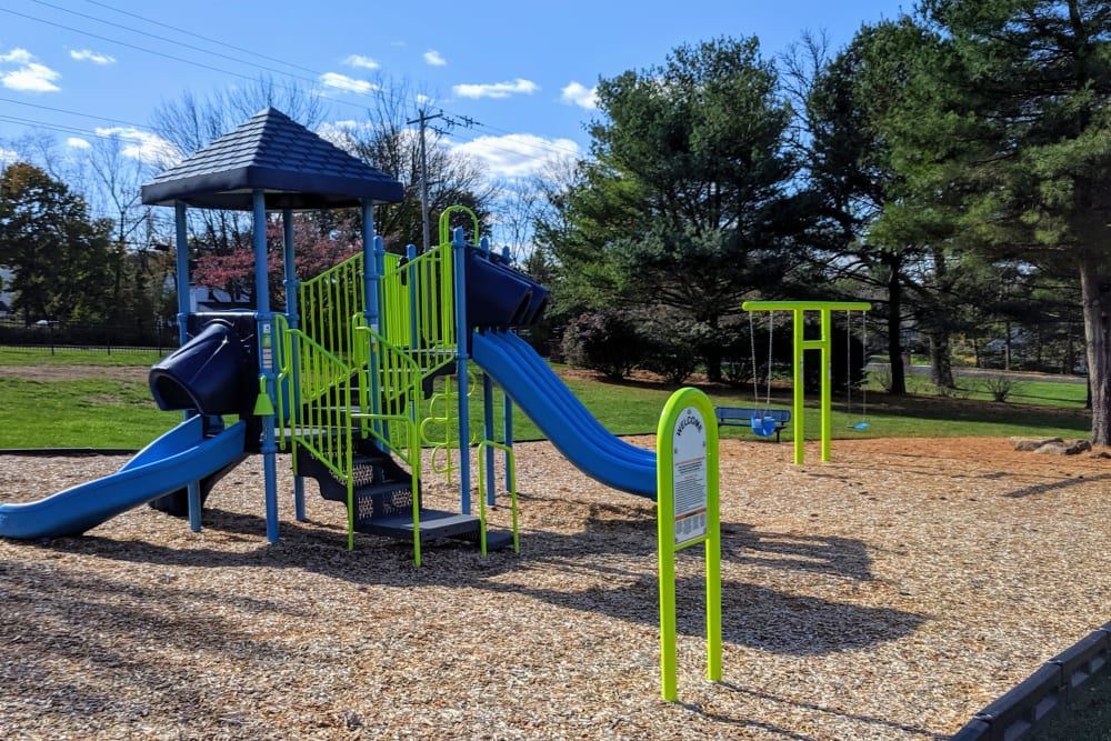 Enjoy Apartments with a Playground at Waterview Apartments