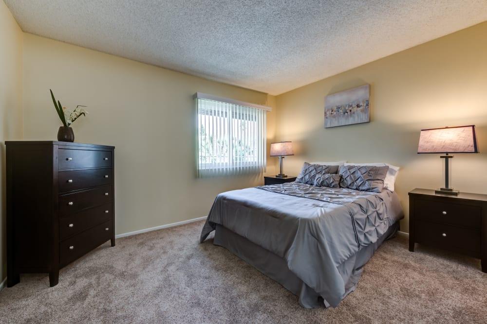 Bedroom at The Diplomat