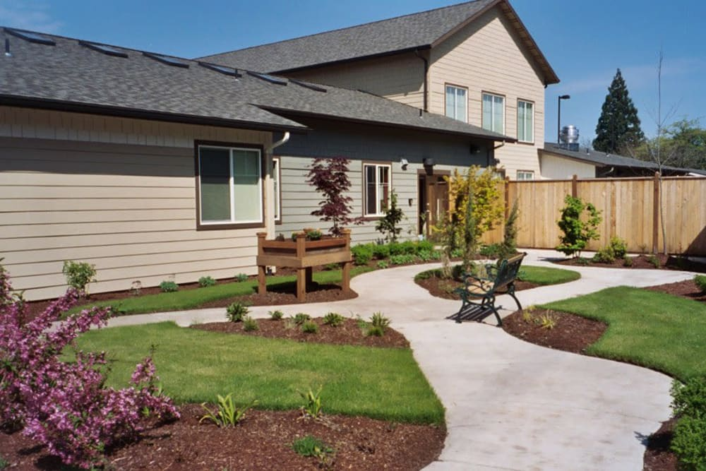 Bayberry Commons Outdoors Landscaping