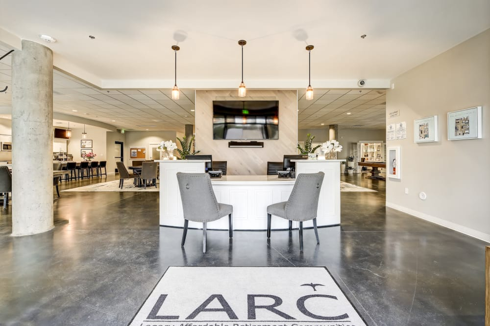 Welcome to LARC at Burien in Burien, WA