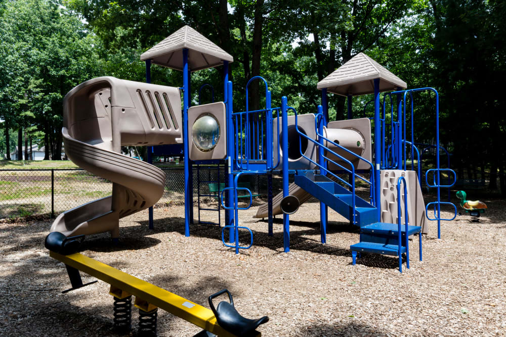 Harbor Village Apartments playground in Richmond, Virginia