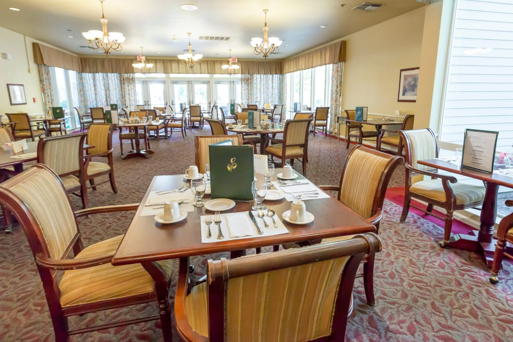 Contact Honeysuckle Senior Living in Hayden, Idaho} to learn more about our Amenities.