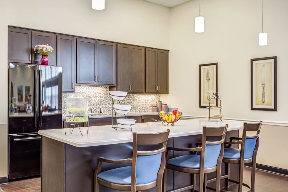 Community Kitchen at Morrison Woods Health Campus in Muncie, Indiana